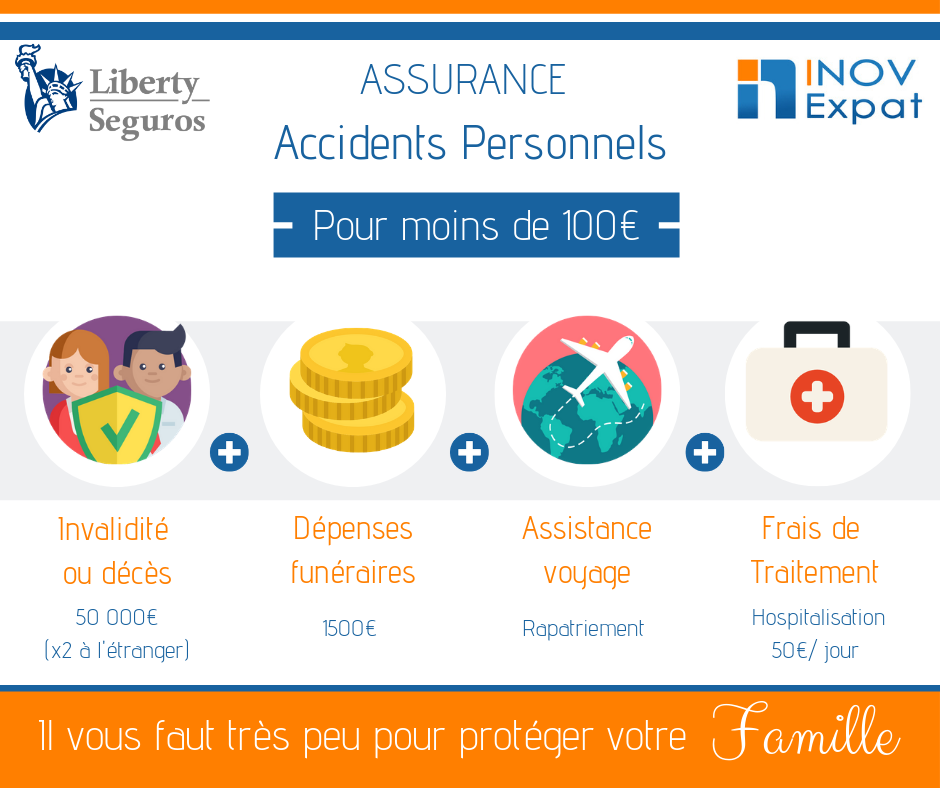 Offre accident personnel